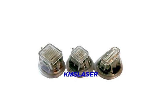 64 pins 10 pins 25 iğneler mikro iğne fraksiyonel rf makinesi için İğneler