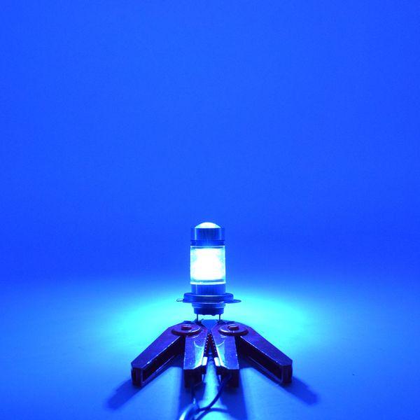 Cooleeon холодный синий светодиодные противотуманные фары автомобиля H4 H11 H7 100 Вт авто сигнальные лампы головки Декоративные лампы для автомобилей 12 В 24 в