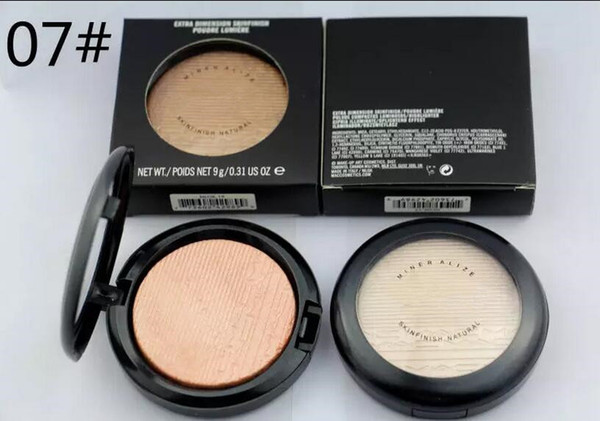 Free shipping 2019 Best-Selling Lowest first Makeup Newest Products MINERALIZE SKINFINISH powder 9g