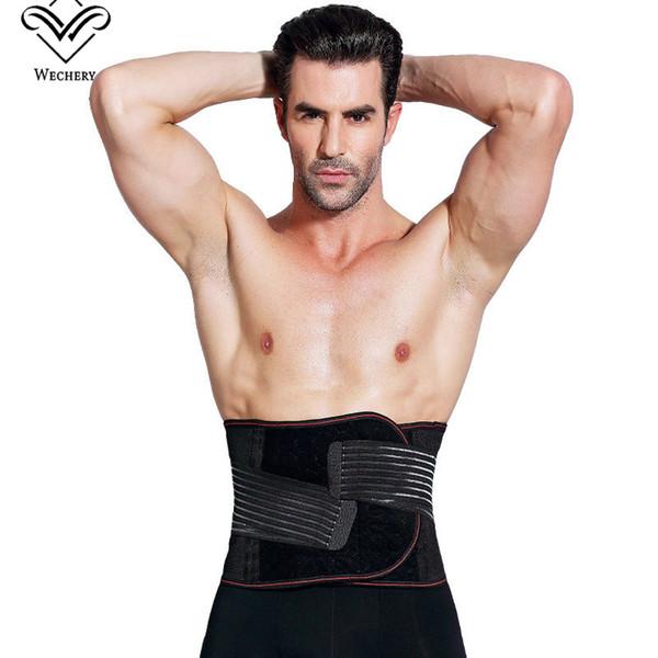 Erkekler Için Zayıflama Kemeri Göbek Korse Shapewear Vücut Şekillendirici Adam Erkek Bel Eğitmen Sıkıştırma Göbek Kemeri Erkek için Zayıflama Şekillendirme