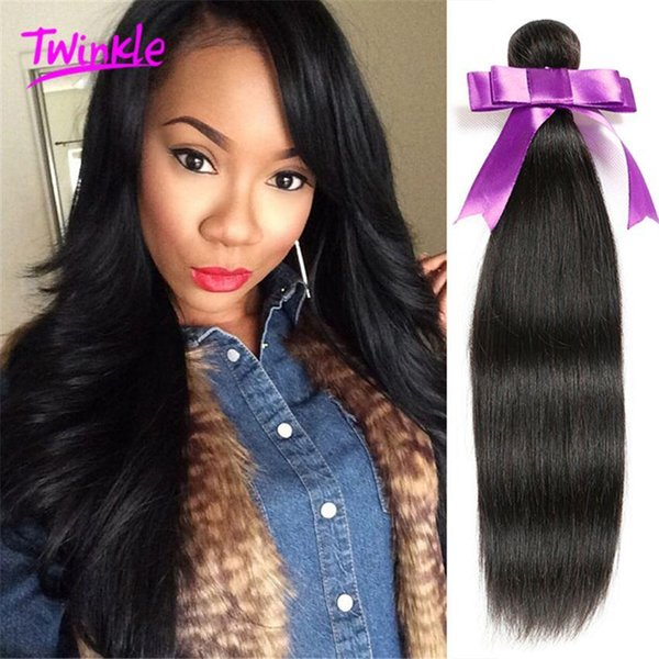 8A west kiss hair brazilian straight virgin 4bundles brazilian virgin short weaves 100 human extensions blonde