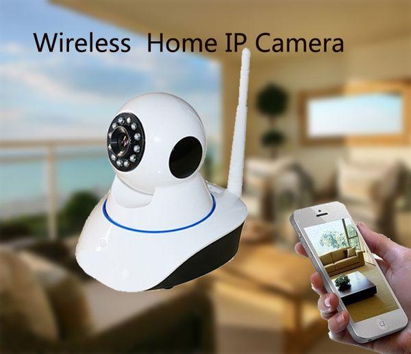 HD 360 degree PTZ Wifi network P2P Onvif wireless ip wifi camera, 720P Home camera Security Surveillance System Night Vision