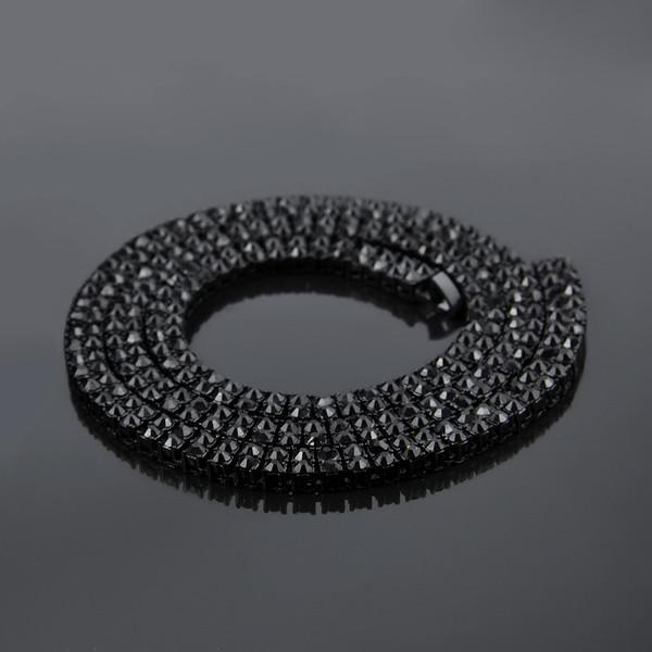 30-дюймовый черный