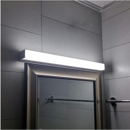 Luce Specchio Bagno Led.Acquista Nuovo Led Luce Specchio 7 W 8 W 10 W 14 W 16 W 1ft 2ft