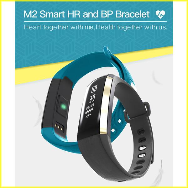 M2 Akıllı Bluetooth Bilezik Doğrudan Uyku Kalp Hızı Kan Basıncı Kan Oksijen Altı-Axis Adım Sağlık Hareketi Spor Bilezik Bileklik