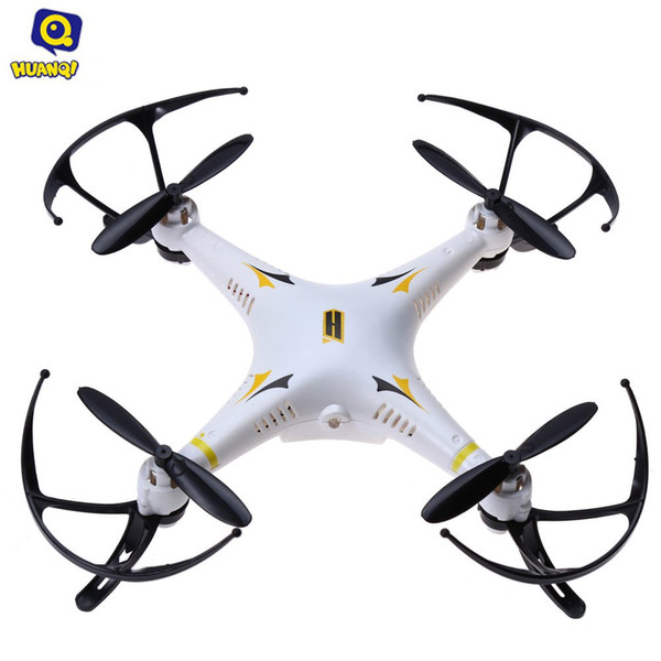 Wholesale- Hot Sale Huanqi 894 2.4G 4CH 6-Axis Gyro RTF Professional RC Aircraft Remote Control Mini Quadcopter Drone Toy