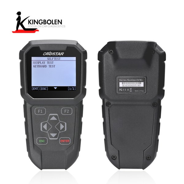 OBDSTAR J-I car key programmer and mileage odometer correction tool Special for Japan Vehicles for Honda / Acura For Mazda etc DHL Free
