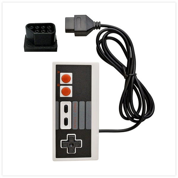 Hot NEW Controller For Mini NES 1.5M 2017 style controller Console Game controller gamepad joystick for Nintendo nes classic mini NES
