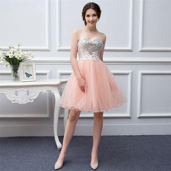 077c99315e Vestidos formales de 8vo grado Vestidos Para Festa De 15 Anos 2019 Vestidos  de fiesta de
