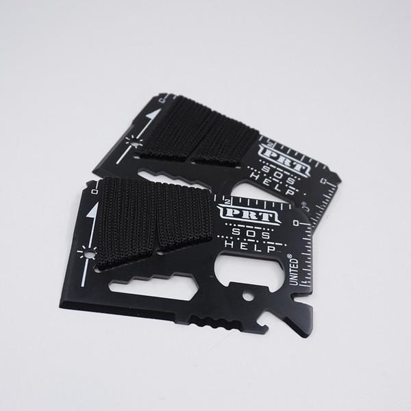 Pocket Knife Saber Card Tool