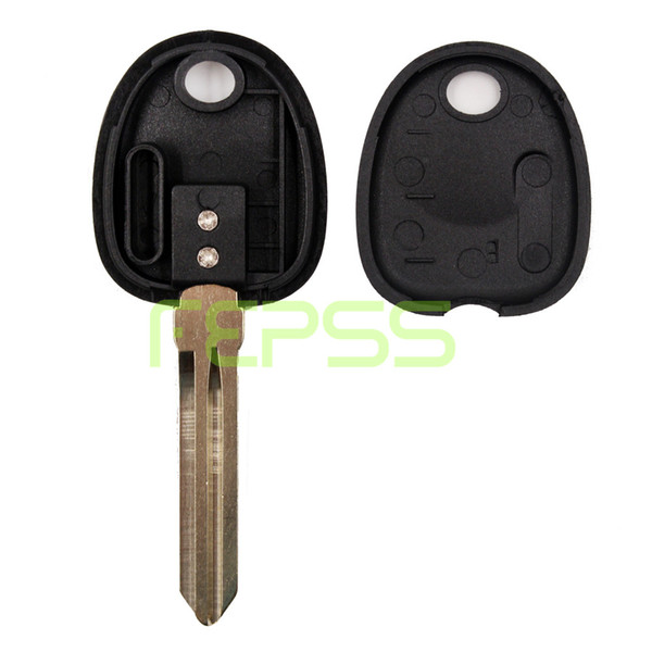 NEW Replacement Shell Transponder Ignition Key Case Fob For HYUNDAI Santa  Fe Sonata Genesis Coupe Tucson ILoad Replacement Car Key Fobs Replacement