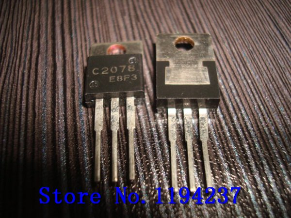 best selling Free shipping 2SC2078E 2SC2078 C2078 C2078E TO-220 New and original 5PCS LOT