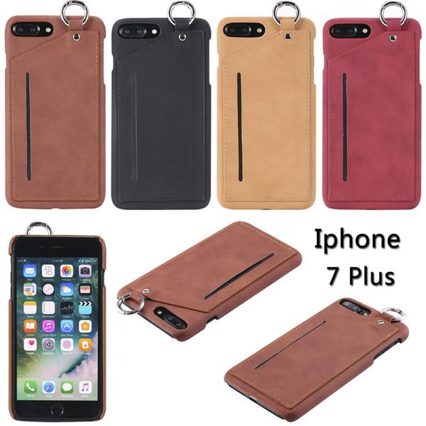 Htc One M7 Hülle Selbst Gestalten Für Apple Iphone 7 6s 6plus Luxus Leder Cellphone Fall Outdoor Tasche Haken Schleife Gürtel Holster Kann Einfügen