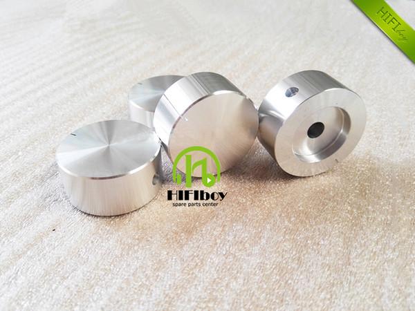 HIFI audio amp Aluminum Volume knob 10pcs Diameter 32mm Height 15mm amplifier knob speaker knob
