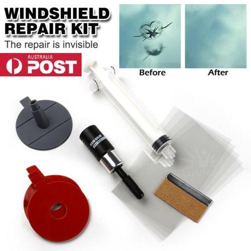 2016 Auto Car Glass Windscreen Windshield For Chip Crack Bullseye DIY Repair Kit MATCC Set of Windscreen Windshield Repair Tool DIY Car Kit