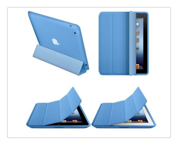 Smart Cover Case For Ipad pro 9.7 10.5 Mini Retina Magnetic Stand Sleep Wake leather