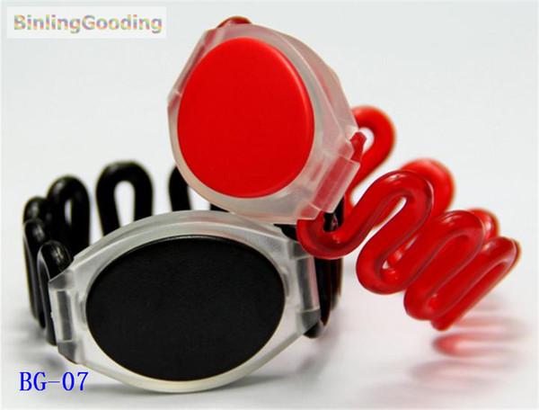 Wholesale- BG-07 100PCS/LOT 13.56mhz Ntag203/Ntag213 144bytes NFC Wristband Bracelet