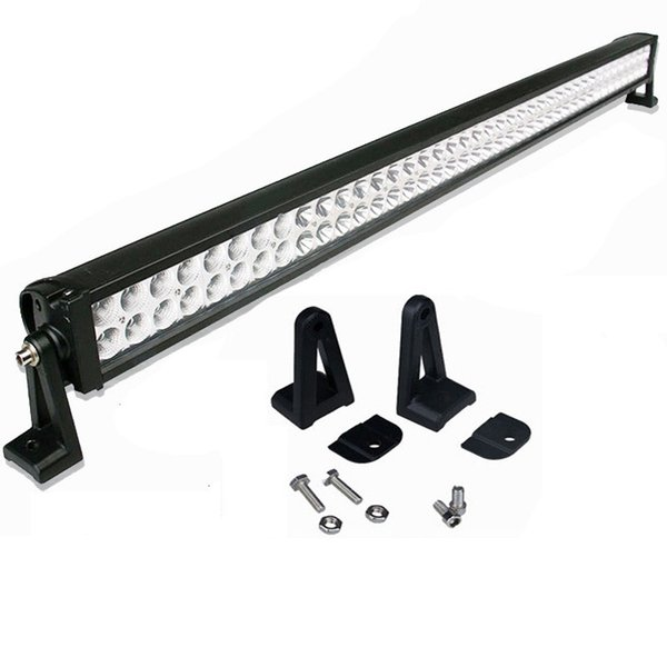 42 inch 240W Car LED Work Working Light Bar Spot Flood Combo Beam 12V 24V For Truck Tractor Trailer ATV UTV 4X4 SUV Boat 4WD Waterproof IP67