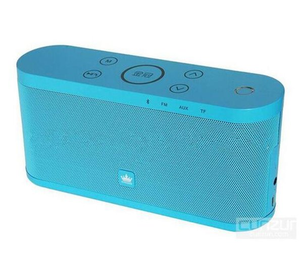 Wholesale-Original KingOne K9 TouchTone Bluetooth Speaker K9 Wireless Speaker TF card FM radio handsfree microphone