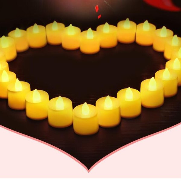 Electronic Candle LED Festival Celebration Birthday Party Multi Function Simulation Candles Lights Safe Hot Sell 0 9zt A R