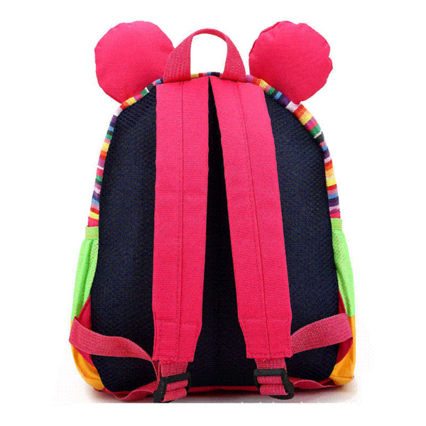 Cartoon Kids School Backpack Children School Bags For Kindergarten Girls Boys Nursery Baby Student book bag mochila infantil