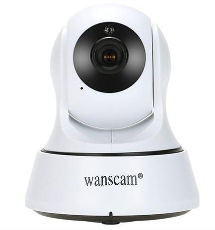 Wanscam HD 720P Wireless WiFi Pan Tilt Network IP Cloud Camera Infrared Night Motion Detection for CCTV Surveillance Security Cameras S1099