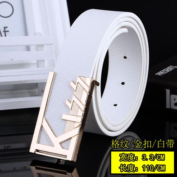 Produttori di cintura per il tempo libero degli uomini spot all'ingrosso autentico maschio coreano giovani studenti tutto-fiammifero cintura semplice cintura