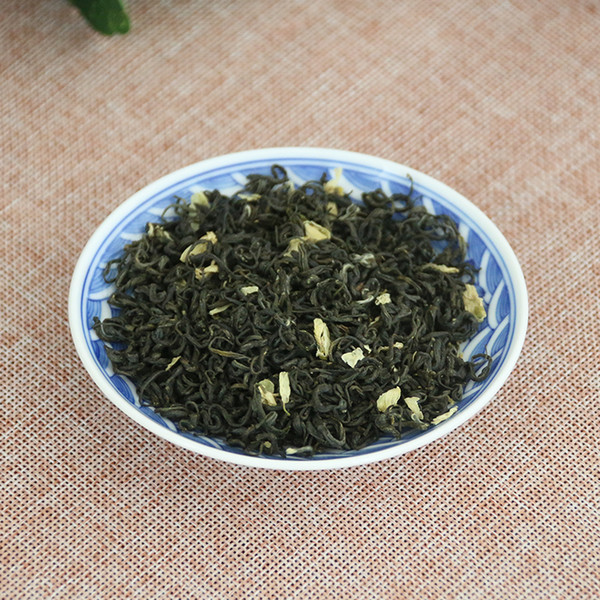 best selling Mount Emei Maofeng Jasmine Green Tea China, Organic Green Jasmine Tea Chinese Mao Feng Health Care