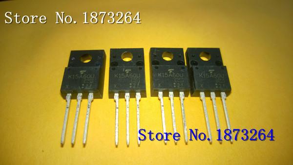 top popular Free shipping K15A60U TK15A60U TO220 New and original 10PCS LOT 2020