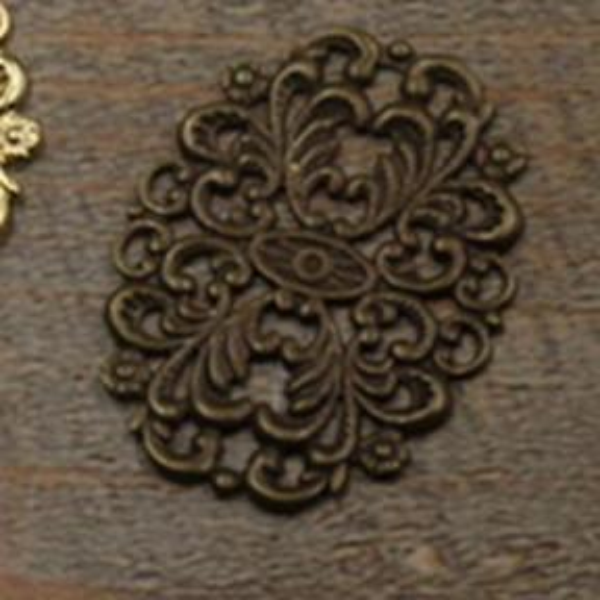 Antique Bronze Plated