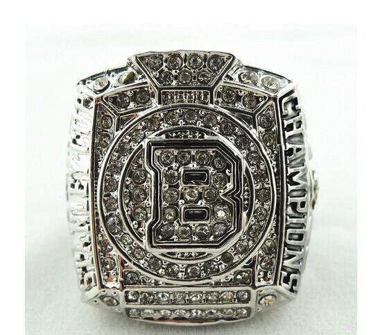 Free shipping 2011 Boston Bruins Stanley cup championship ring sport ring for men
