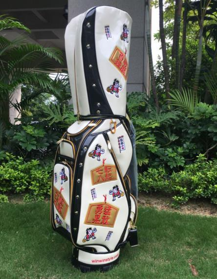 top popular 2018 new women fashion golf bag limited sale golf ball bag free shipping stand pu club bag standared 2019