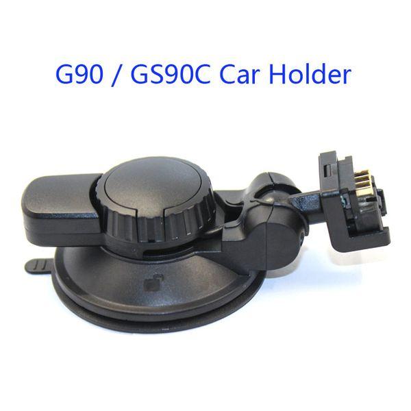 Wholesale- Original Black view G90/GS90C Car Mount Holder Bracket for G90/GS90C Car Camera DVR Free Shipping!