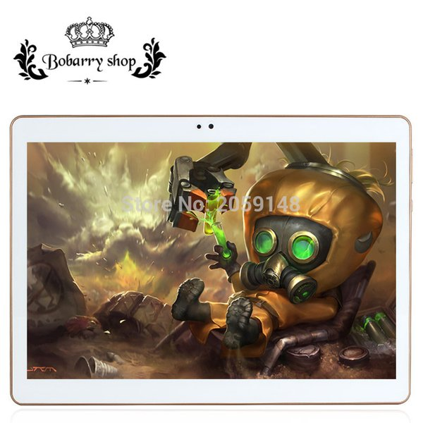 "Wholesale- Android 6.0 10.1 inch Tablet PC 4G LTE Quad Core 2GB RAM 16GB ROM IPS GPS 5.0MP WCDMA 3G Tablet 10.1"" +Gifts"