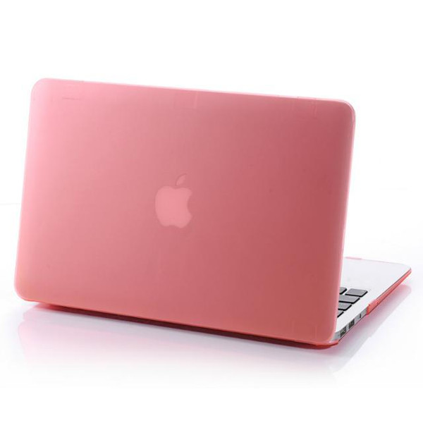 Clear Crystal Plastic Case Cover For Macbook Air Pro Retina Laptop 11 12 13 15 Transparent Protective Shell