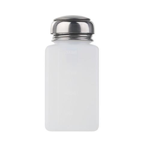 best selling 200ML Liquid Alcohol Press Nail Polish Remover Dispenser Pumping Bottle