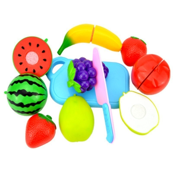 2019 Simulation Of Fruit Desperately Cut Fruits Toy Children Kitchen  Playsets From Dawn_toy, $1.91 | DHgate.Com
