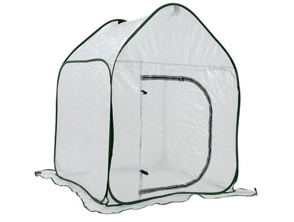 Katlanır Sera Sıcak Odası Bahçe Döken Mini Bahçe çadır Kapak Çadır büyümek kutusu için yapay çim çadır flowwers