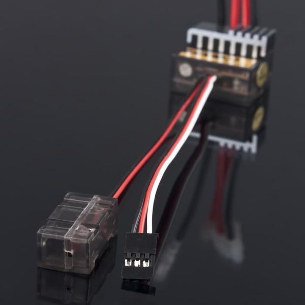 4.8-7.2 V 320a никель NiMH щеткой электрический регулятор скорости щетка ESC для RC автомобиль boart 1/8 1/10 грузовик багги