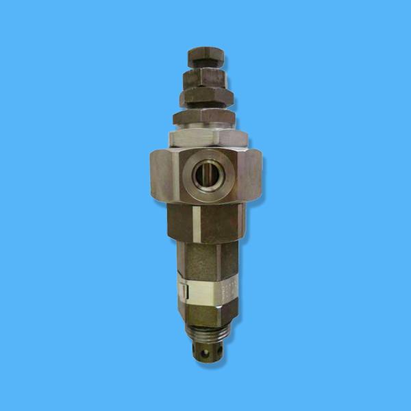Ensamblaje de la válvula de alivio principal hidráulica KATO HD1250-5 HD1250-7 para la válvula de control del excavador