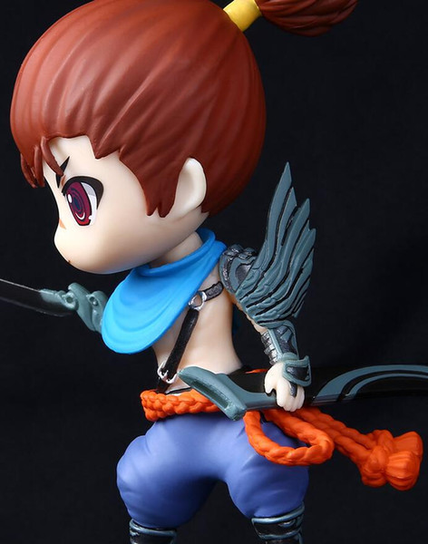 Cute Yasso League of Legends Action Figure Toys Kawaii Collect Game Anime Model Garage Kit with box gifts by free shipping