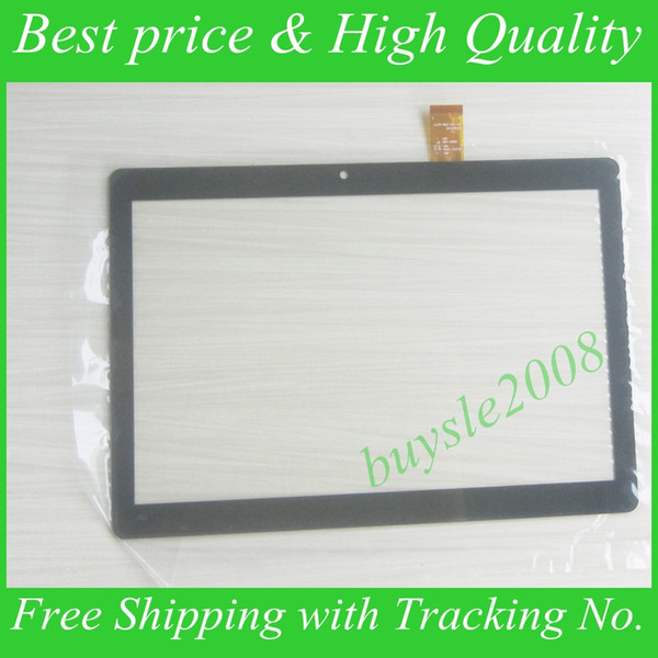 Wholesale- Tablet Touch Screen / Touch panel HSCTP-823-10.1-V1 Touch Panel Digitizer Sensor Replacement Free Shipping