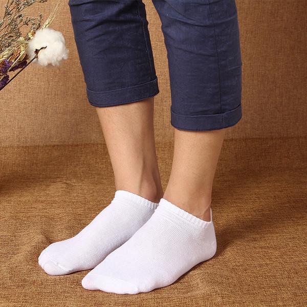 Wholesale free shipping Summer Bamboo Socks For Man Fashion Breathable Men Short Socks Casual Business Mens Ankle Socks