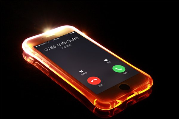 cover iphone 7 led