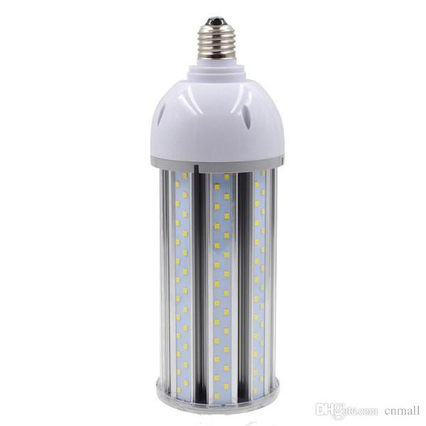 60W LED ampoules de maïs avec couvercle étanche IP64 E26 E27 E39 E40 base de bosses led ampoules SMD2835 livraison gratuite