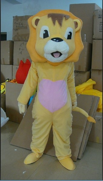Variety of lion mascot costumes props costumes Halloween free shipping