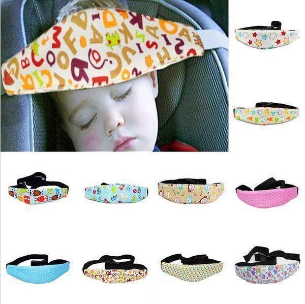 Banda de seguridad del sueño del bebé ajustable Organizador carros de fijación de la correa de fijación accesorios asiento de coche cochecito de bebé accesorios b509