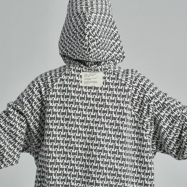 2019 Fear Of God Collection Two Pacsun FOG Hoodie Men Pullover Justin  Bieber Purpose Tour Felpe Hip Hop Jogger Skateboard Sweatshirts From