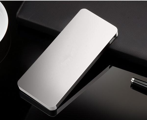 New dual-interface bank 8000 mAh power bank universal mobile power backup battery bank for samsun g iphone ipad xiaomi chatger