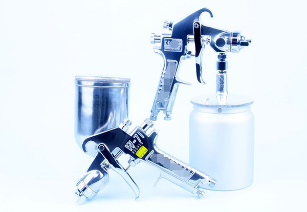 Original manual W-71 Spray Gun for Furniture and Hardware Painting with favorable price and best quality free DHL air shipping